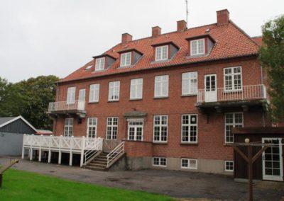 Kongens Ø Munkerup blev taget i brug i begyndelsen af januar 2013.