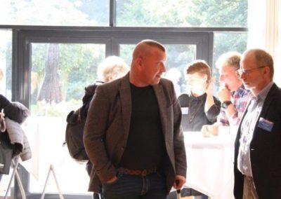 Kongens Ø stand ved KL Misbrugskonference 2017 i Kolding