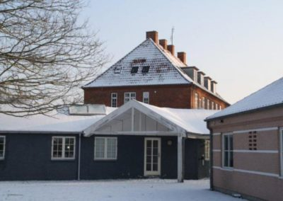 Kongens Ø Munkerup, 15 januar 2013